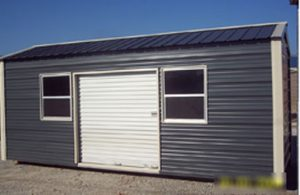 Portable Storage Buildings Natchez MS - Blaylock Enterprises
